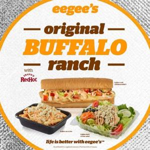 Eegee's is introducing a new ranch flavor