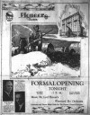 The gala grand opening of the Pioneer Hotel in 1929
