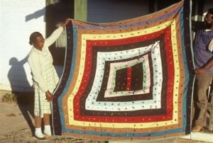 Big Jim: African-American quilt design