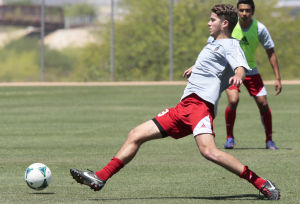 Soccer: It's David vs. Dynamo