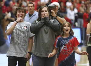 Campbell's return turns into a McKale moment