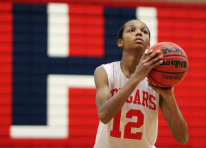Girls basketball: Freshmen form Sahuaro's spine
