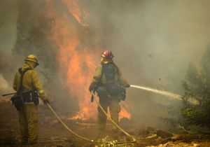 Study: Climate change could expand areas wildfires burn, raise damage amounts