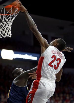 UA-UCI postgame: On RHJ's role, the dunk and free throws