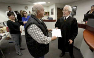 Veterans Court provides ex-service members support