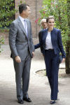 Prince Felipe of Spain, Princess Letizia of Spain
