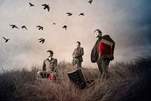 Traditional Irish band brings its dirty laundry to town
