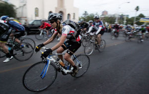 Photos: El Tour de Tucson right around the corner