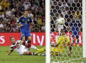 Photos: World Cup final