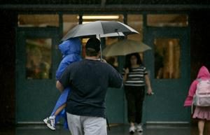Heavier rain expected later today across Pima County