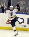NHL playoffs Bruins strike late, put Rangers on brink