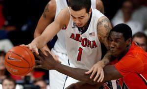 Photos: No. 6 Arizona vs. Oregon State