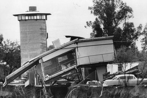 Throwback Thursday: Devastating floods of 1983