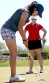 Arizona women's Golf Greg Hansen Young, global Cats sit on the lip of greatness