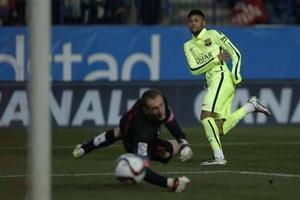Goles y desparpajo de Neymar llaman la atención de todos