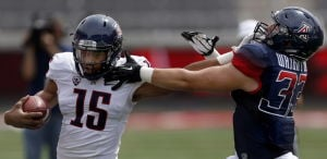 UA football: Skill spots up for grabs