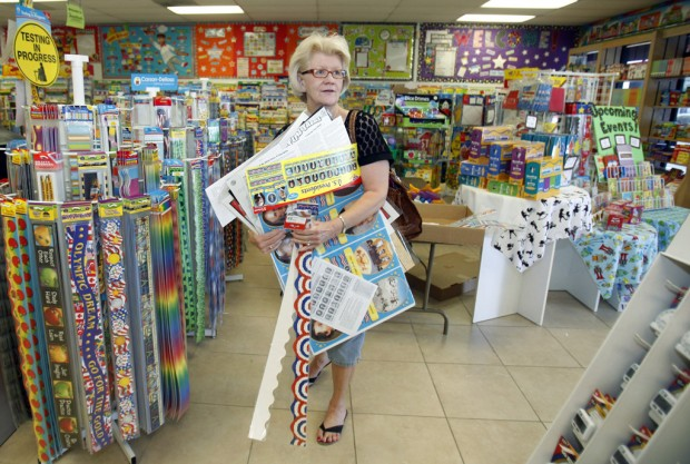 Classroom Decor Store : Teachers are key shoppers for classroom prep items