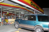DUI suspect crashes into convenience store
