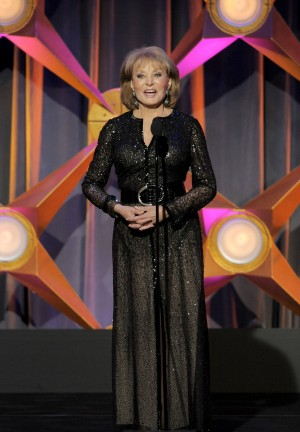 Photos: ABC announces Barbara Walters retirement plans