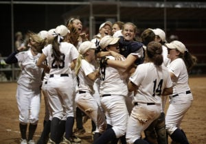 High school softball: Ironwood Ridge 4, Canyon del Oro 0: I-Ridge's Robinson blanks CDO