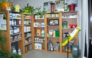 Organics store is no fly-by-night operation