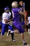 High School football Sabino 48, Sunnyside 10