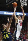No. 3 Arizona vs. Michigan