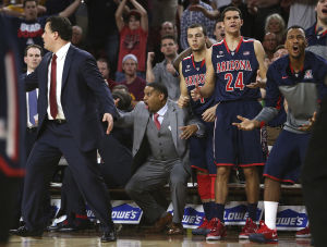 Arizona men's basketball: Miller says bench will get more playing time