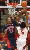 Arizona Wildcats win 10th straight over Stanford, 89-82