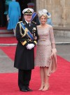Crown Prince Willem-Alexander, Princess Maxima