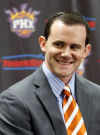 Phoenix Suns GM McDonough ready to set a better direction
