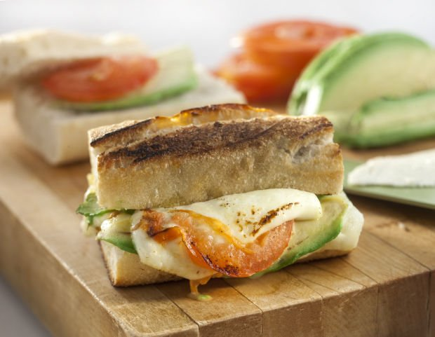 Grilled Syrian cheese sandwich: Breakfast reinvented