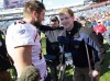 Tebow reaches out to inspiring amputee