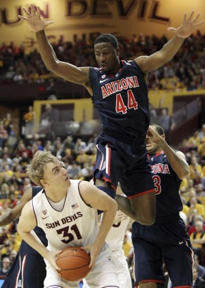 Arizona 71, Arizona State 54: Wildcats wear down Sun Devils