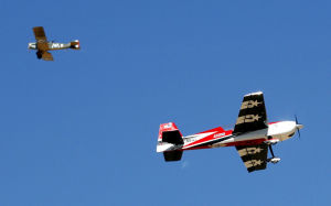 Photos: Giant scale plane fly-in
