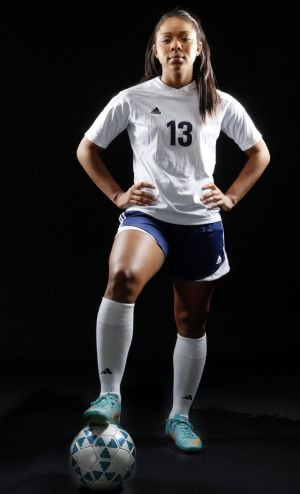 Photos: UA soccer commit Jasmine Simmons