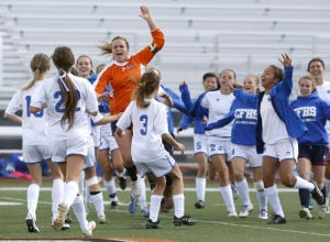 High school girls soccer state championship: Foothills 3, Glendale Apollo 0: 4 straight for Foothills