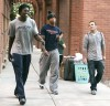 War refugee Chol is forceful, but only while on the court