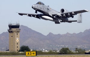 Photos: A-10 aircraft in Tucson