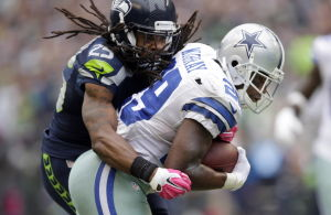 Cowboys stun Seahawks in Seattle