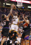 NBA Pacers' George scores 25; Suns lose sixth straight