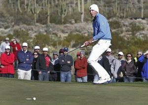 WGC-Accenture Match Play Championship: He's lone No. 1 seed still German-ating