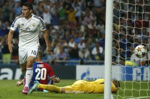 Real Madrid recupera la sonrisa en Europa