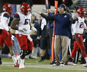 UA football: RichRod 4th in Coach of Year voting