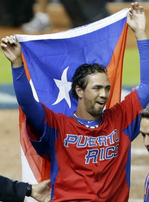 World Baseball Classic: Puerto Rico 4, USA 3: USA eliminated from tourney