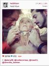 Transformation of Heidi Klum