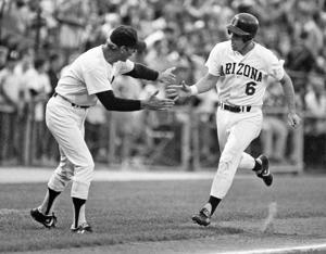 Photos: Former UA baseball star Chip Hale