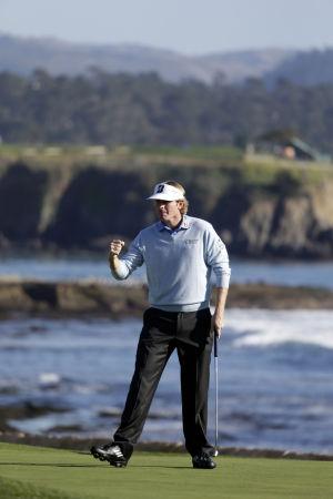 Golf: Snedeker finally breaks through, now 4th in world