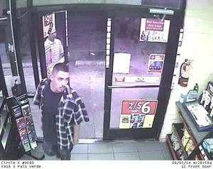 Deputies search for 2 linked to Circle K thefts