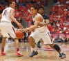 Wildcats' Johnson named Naismith semifinalist and other notes